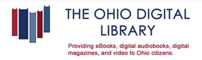 ohio digital library art logo no music